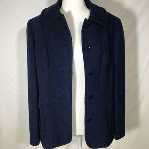 Pendleton 100% wool blazer